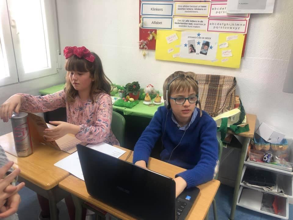 Voortgezetonderwijs nederlandse les in madrid 3